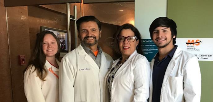 Neurología científica por los pacientes de Esclerosis Múltiple