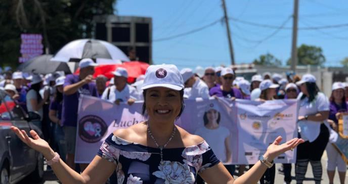 Uno de los cánceres más agresivos cobró la vida de Keylla Hernández