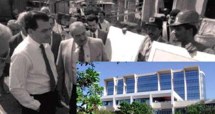 Rafael Hernández Colón y el primer centro cardiovascular de PR y el Caribe