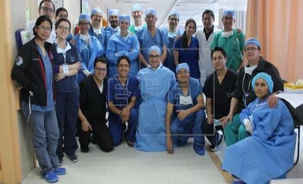 Realizan con éxito el primer trasplante bipulmonar en Ecuador