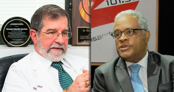 Reconocimiento internacional al doctor Fernando Cabanillas