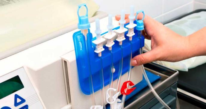 Riñón artificial portátil automatizado puede mejorar la diálisis peritoneal