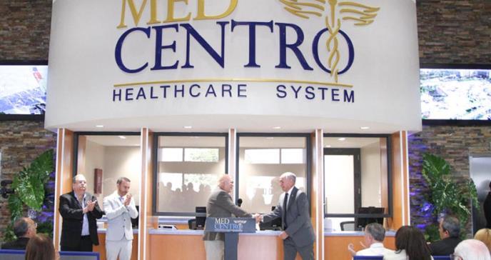 Med Centro inauguró su nueva Clínica de Condiciones Crónicas