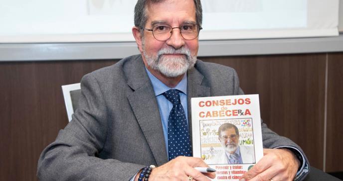 Lanzan el libro Consejos de Cabecera 2 del Dr. Fernando Cabanillas
