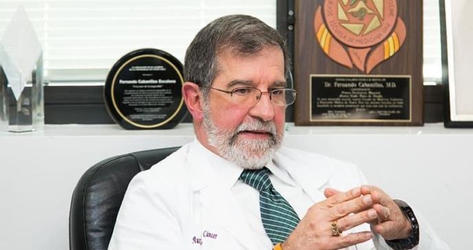 Salud hará prueba a paciente del doctor Cabanillas con síntomas de coronavirus