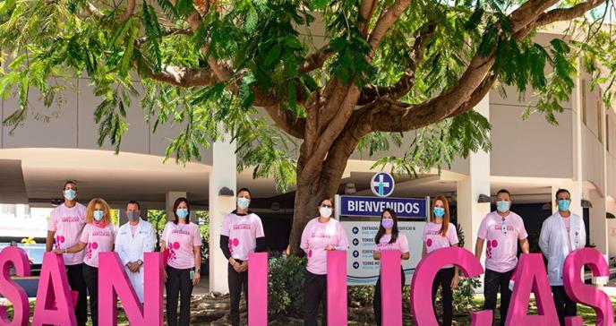 Centro Médico Episcopal San Lucas inicia campaña de prevención de cáncer de seno
