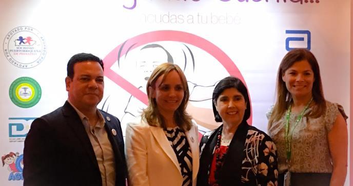 Viva la campaña en contra del Síndrome del Bebé Sacudido