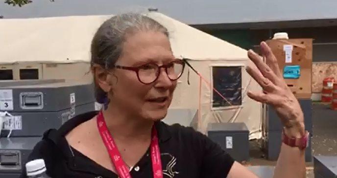Ayudas humanitarias llegan a Puerto Rico