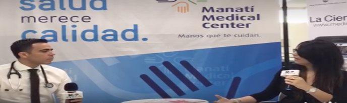 Transmisión en VIVO desde el Manatí Medical Center en el inicio del Mes de la Prevención y Manejo de las Enfermedades Cardiovasculares
