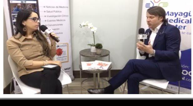 Transmisión en VIVO desde el Mayagüez Medical Center