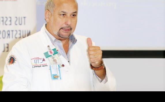 Puerto Rico frente al SIDA: Entrevista al Dr. Jorge Santana,  Director de ACTU e Investigador Principal
