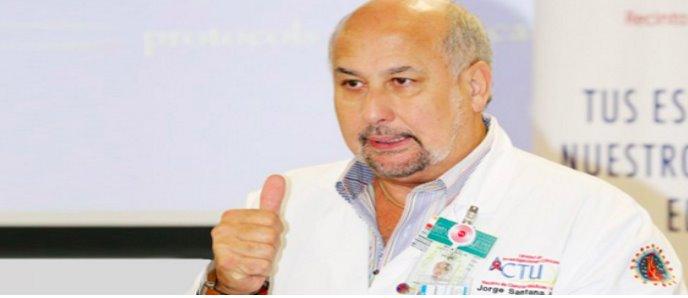Nombran al Dr. Jorge Santana Bagur como nuevo presidente de la Sociedad de Enfermedades Infecciosas de Puerto Rico