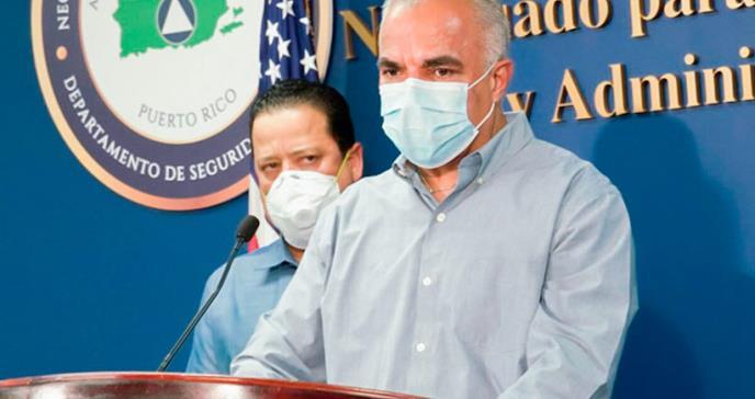 Secretario de Salud responsabiliza a centros comerciales por aglomeración de consumidores