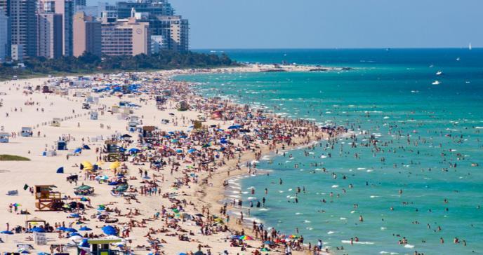 Florida alcanza niveles récord para nuevos casos de coronavirus el sábado
