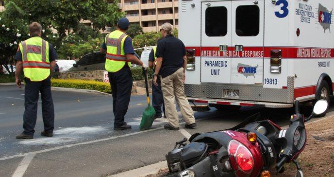 Accidentes de motoras sin licencia generan grandes pérdidas para el Centro Médico