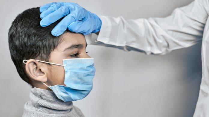 Aumenta contagios de COVID-19 en niños