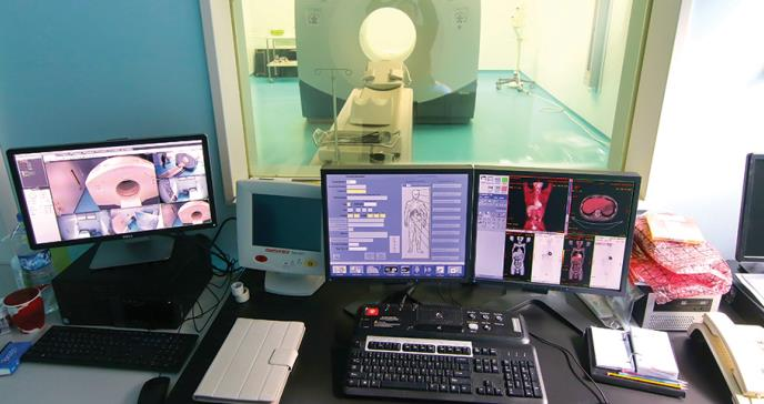 Más solicitada la prueba del PET/CT Scan en Hematología y Oncología