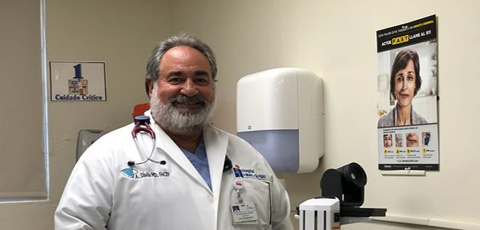 El doctor Ávila nos enseña los síntomas de alarma de un Stroke