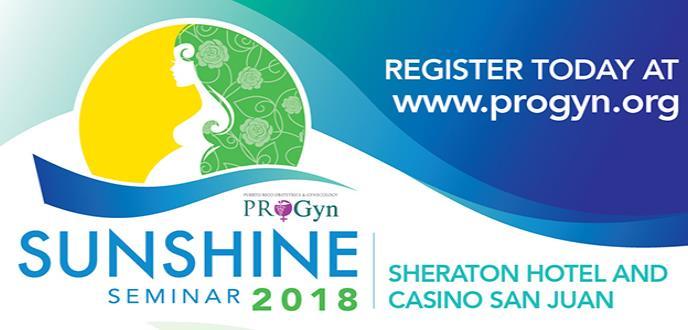 Sunshine seminar 2018