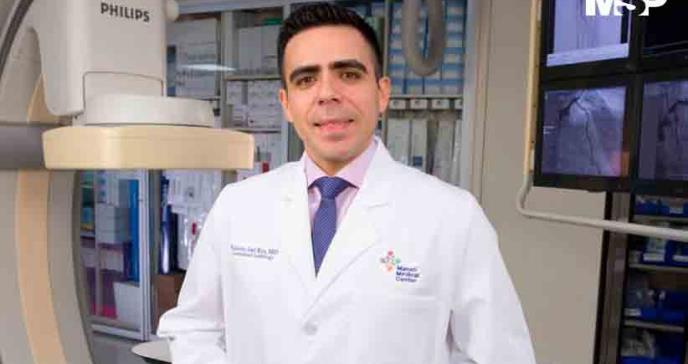 """Dr. Valentín del Río: """"el Heart and Lung Institute es nuestro sueño"""""""