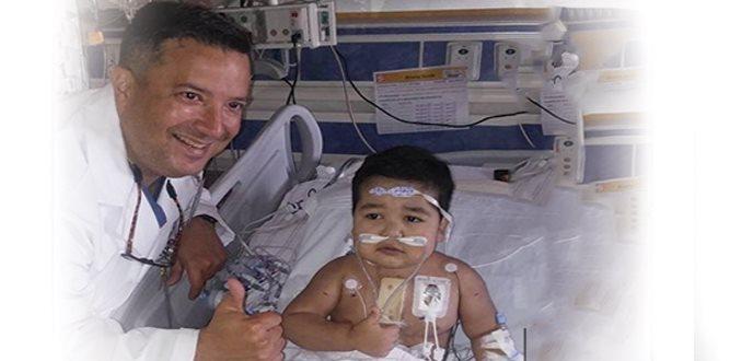 Médico boricua logró ser parte del trasplante de corazón más joven del mundo
