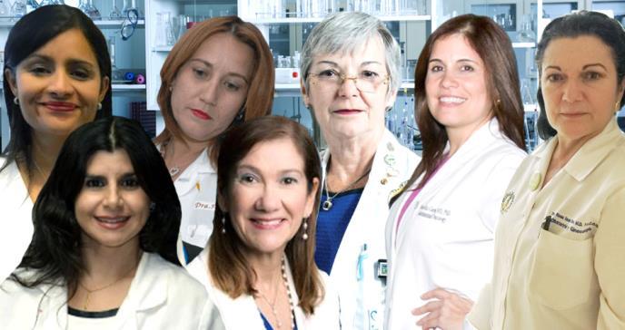 Científicas, investigadoras, pero sobre todo, madres