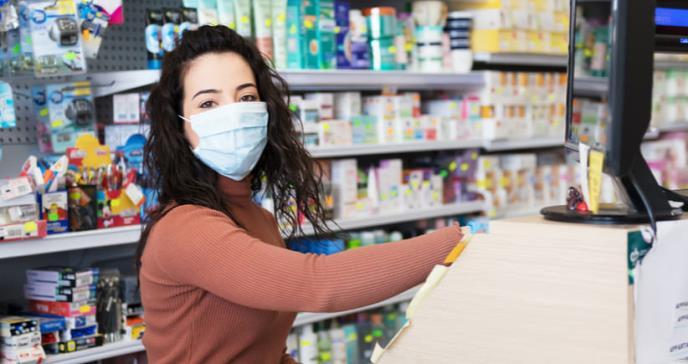 Usar tapabocas sin coronavirus: riesgoso e ineficaz