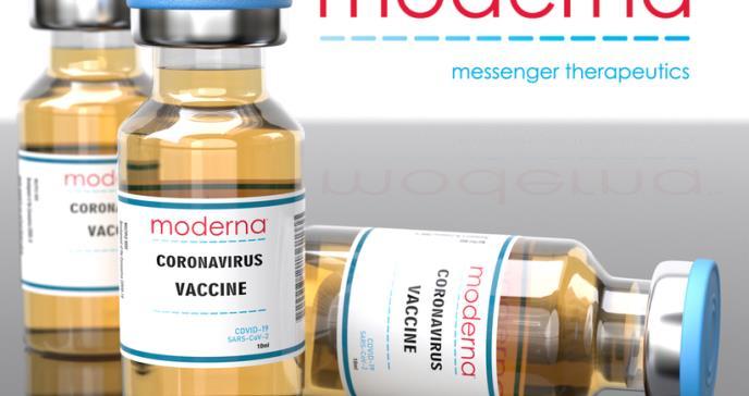 Puerto Rico recibe las primeras 47,500 vacunas de Moderna