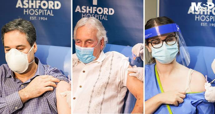 Puerto Rico se estrena a nivel mundial inmunizando contra el COVID19