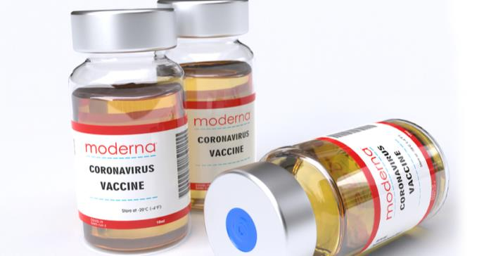100% de efectividad en vacuna de Moderna contra COVID-19 para casos severos