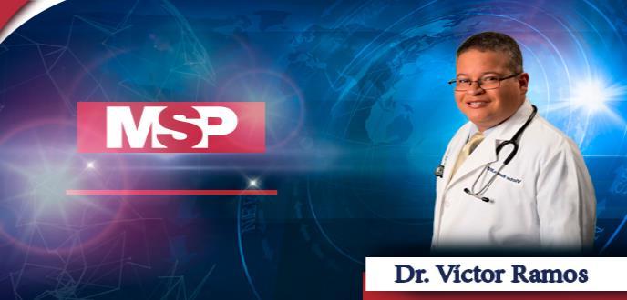 Dr. Víctor Ramos revalida en la presidencia del Colegio de Médicos Cirujanos