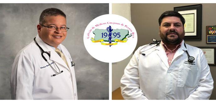 Médicos puertorriqueños escogen hoy a su líder