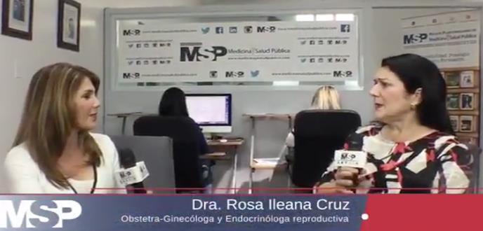Entrevista con la Doctora Rosa Ileana Cruz