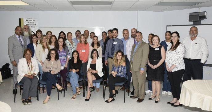 RCM y la UCC celebran exitoso simposio de investigación clínica y traslacional