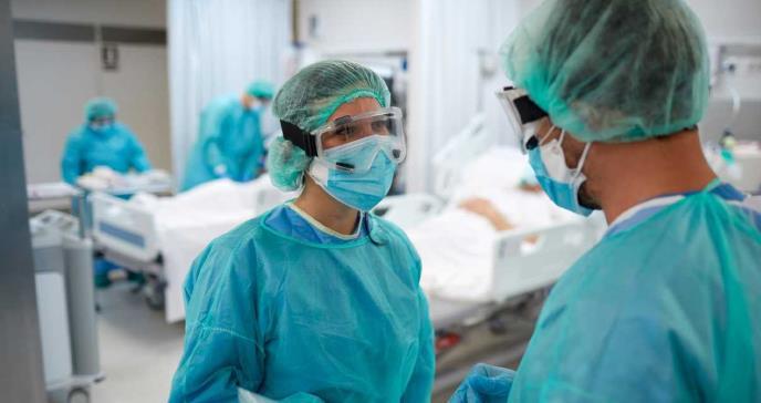Medicina en tiempos de pandemia
