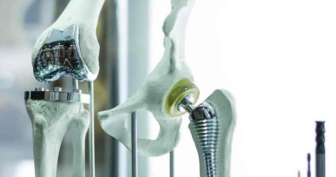 Fractura y reemplazo de cadera en pacientes mayores de 60 años con condiciones reumáticas