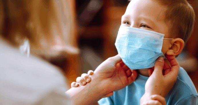 Búsqueda insaciable de una vacuna para niños contra COVID-19, a pesar de su mínima  afección