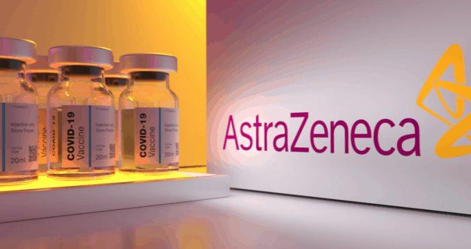 Vacuna de AstraZeneca causaría casos inusuales de coágulos de sangre y niveles bajos de plaquetas