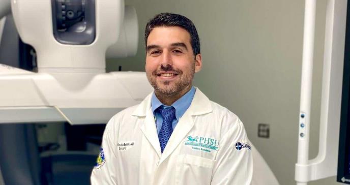 Hallan rara malformación venosa en paciente con trombosis de vena profunda