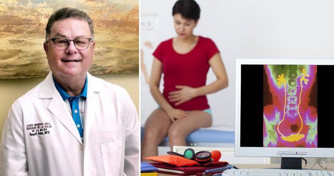 """Dr. Ángel Gelpí: """"Cerca la posibilidad de una vacuna para la cistitis"""