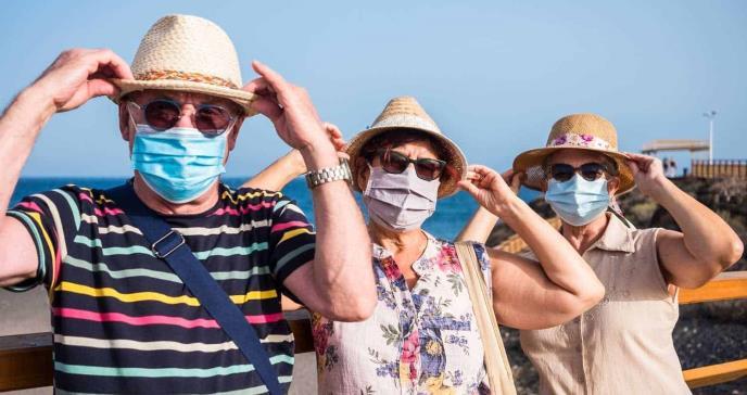 En Puerto Rico se seguirá usando tapabocas, pese a recomendación del CDC