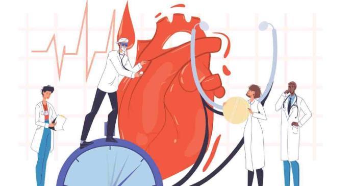 Tratamiento y evaluación de pacientes con posible infarto al corazón en tiempos de COVID-19