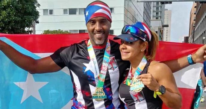 Disciplina, fundamental para recuperación de pareja de ciclistas atropellados en Puerto Rico