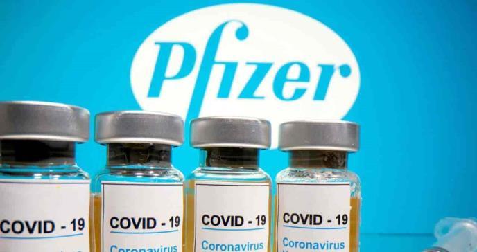 Pfizer solicita aprobación de 3ra dosis de su vacuna COVID