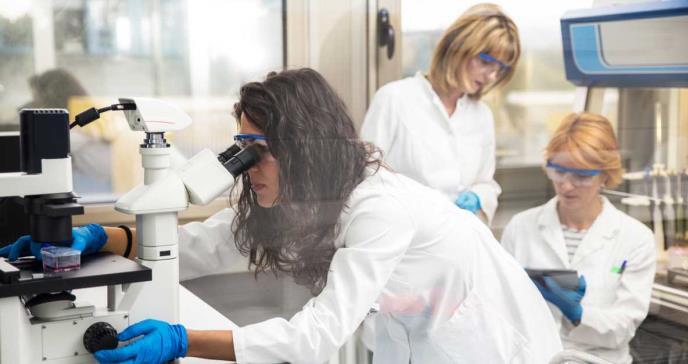 Mujeres que desde la ciencia marcan la diferencia durante la pandemia