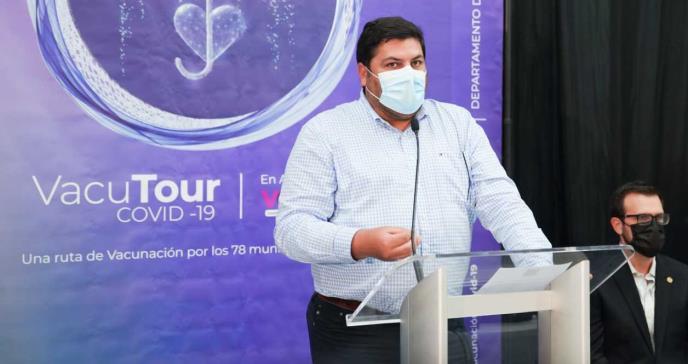 Secretario de salud sostiene importancia de Centros 330 en municipios en beneficio de los más vulnerados