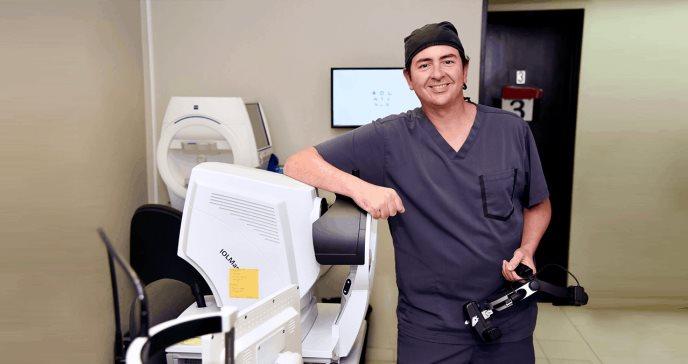 Apostolado por la oftalmología