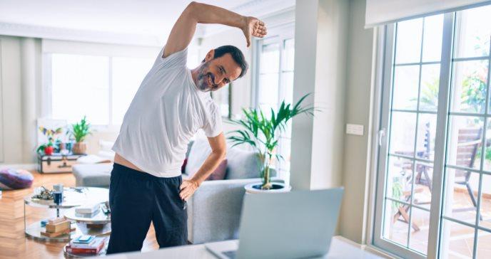 Recomendaciones para la salud del corazón: sentarse menos y moverse más