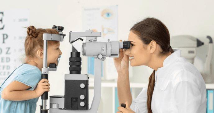 Novedosa terapia génica evita que niña quede ciega