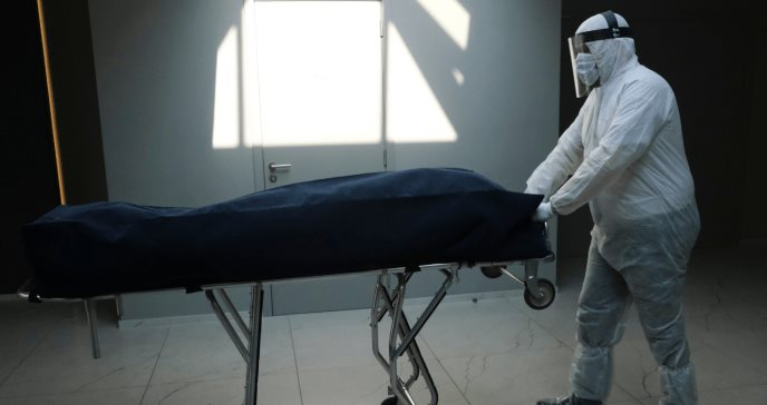 Murió en México el primer paciente sospechoso de hongo negro